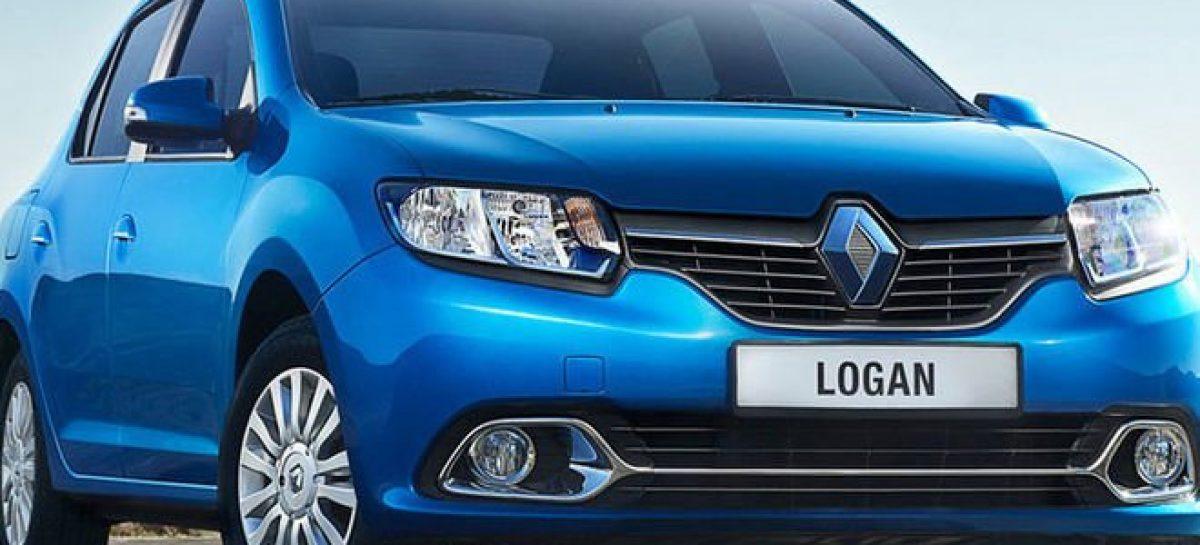 Продажи Renault