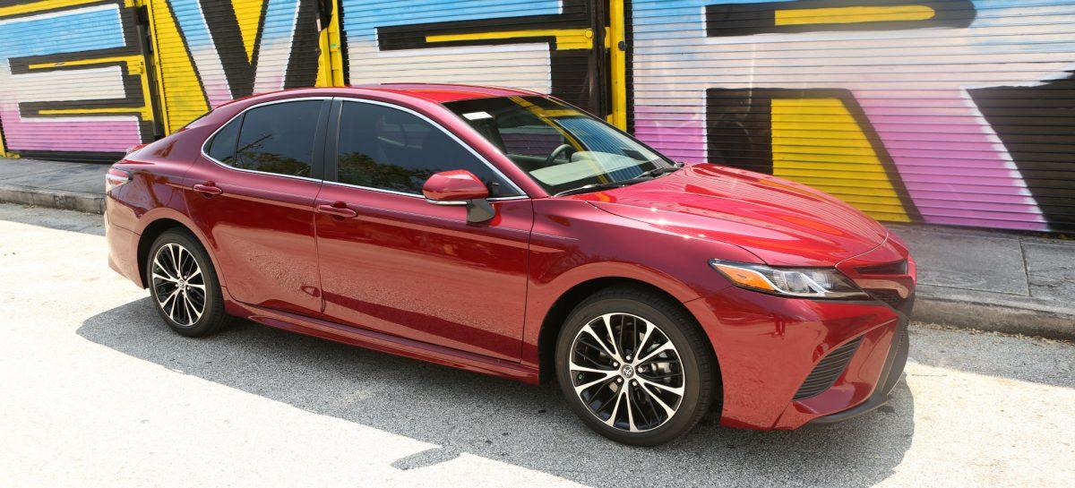 Тест-драйв новой Toyota Camry 2018: А что так можно было?