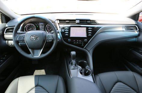 В США под отзыв попадут 1730 седанов Toyota Camry