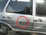 Челябинец обезопасил авто дешево и сердито