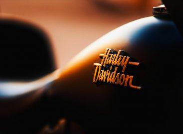 Harley-Davidson представил мотоцикл-трансформер