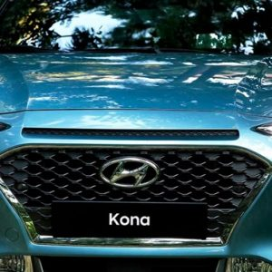 Новый Hyundai Kona представят в Гуанчжоу