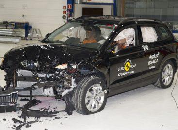 Škoda безопасный в классе SUV