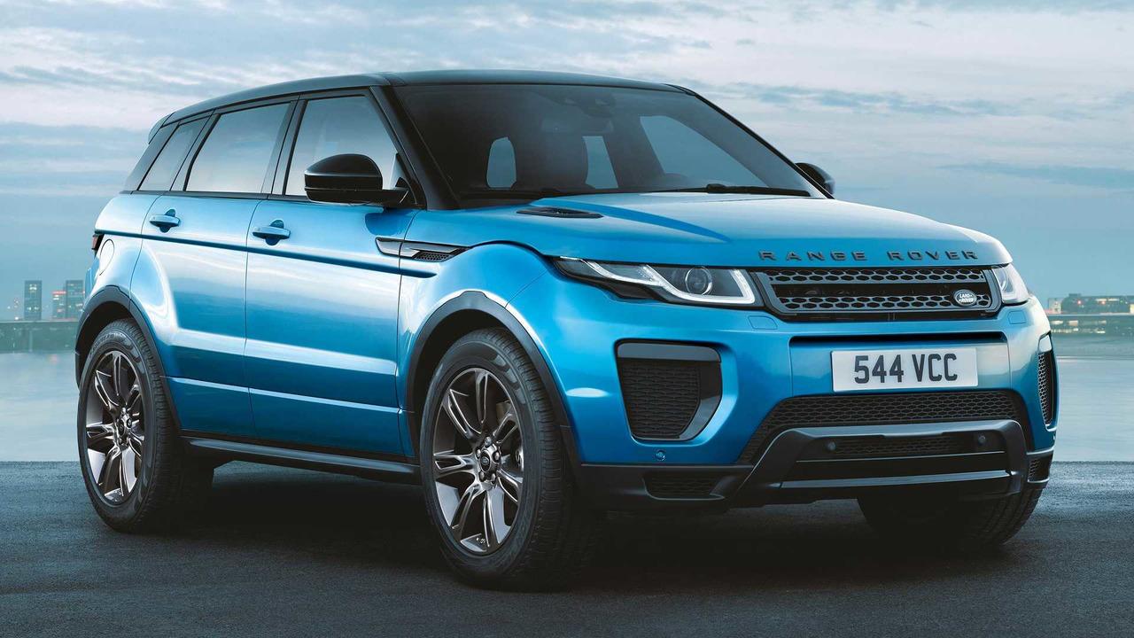 Rover Evoque Special Edition