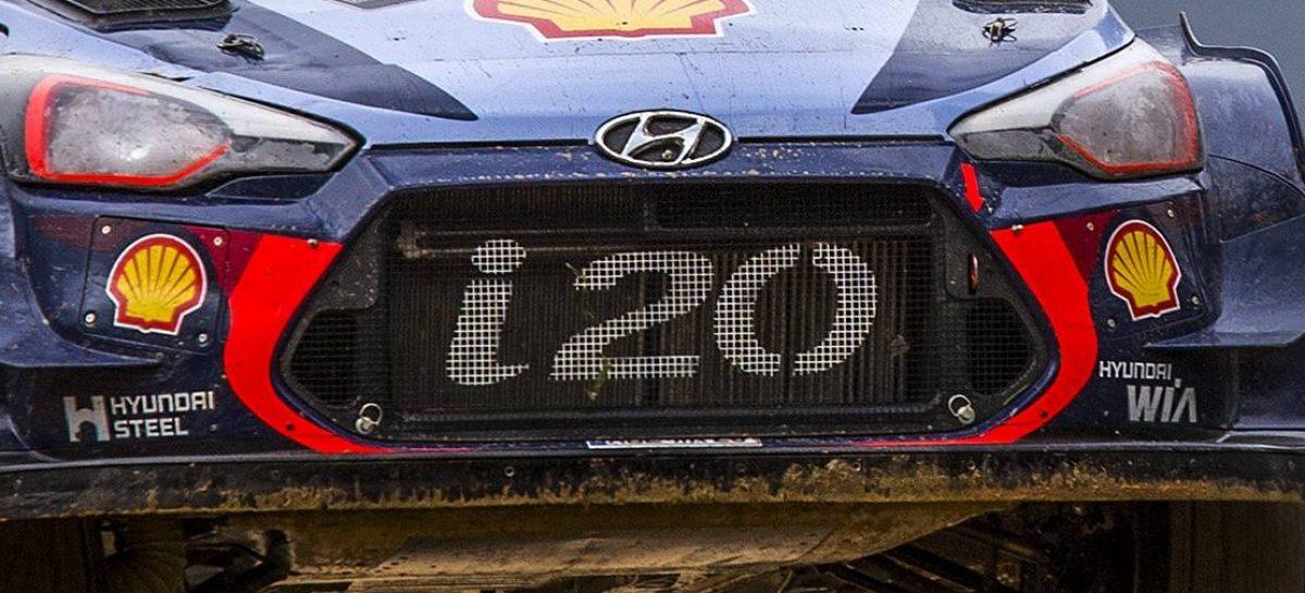 Hyundai — финиш на высокой ноте