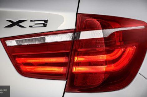 BMW отзывает автомобили