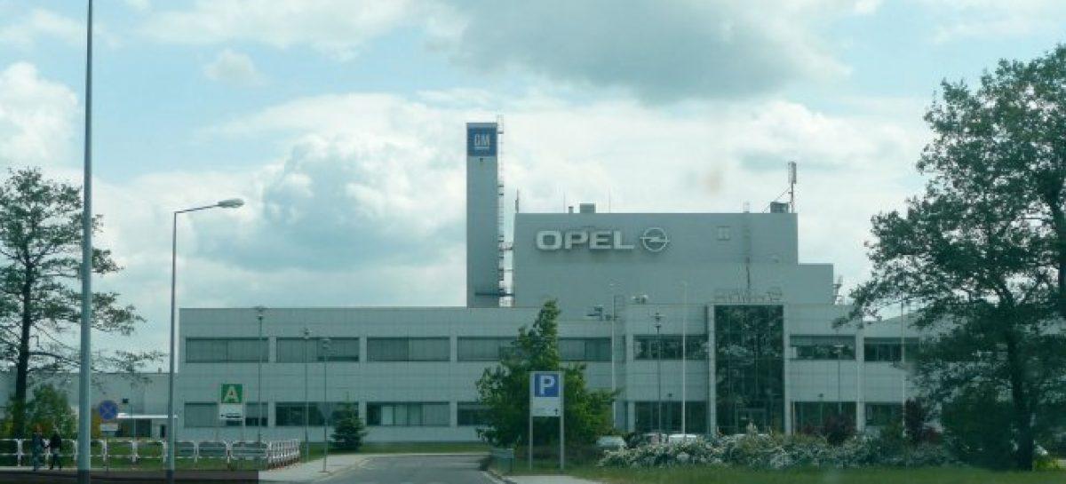 Opel сделает кроссовер
