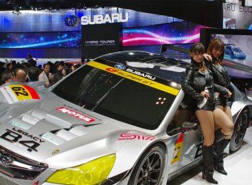 Tokyo Motor Show. Будущее уже здесь
