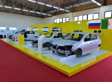 Renault Россия изготовила для Алжира более 20 000 кузовов