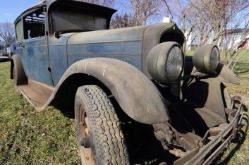 В США нашли Marmon Model L, которому 90 лет
