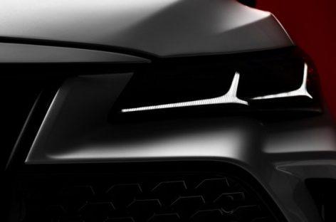 Появилось фото новой версии седана Toyota Avalon