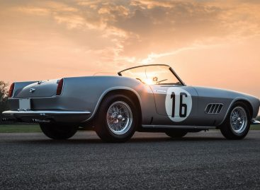 Ferrari 250 GT 1959 года ушёл с молотка за $17,99 млн