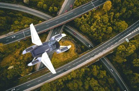 Летающий автомобиль создадут в России