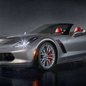 Новый Chevrolet Corvette Z06 - самый мощный в истории марки
