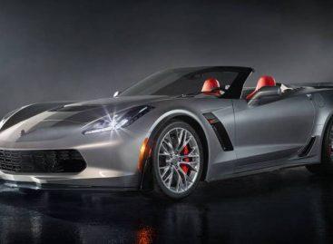 Новый Chevrolet Corvette Z06 – самый мощный в истории марки