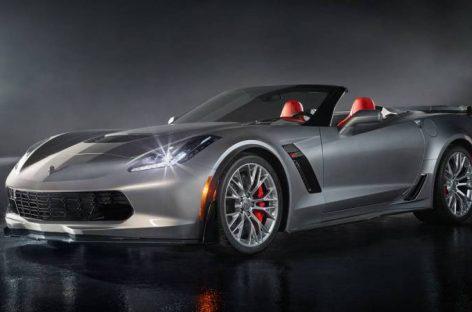 Новый Chevrolet Corvette Z06 — самый мощный в истории марки