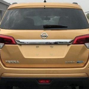 В линейке Nissan появится новый внедорожник Terra