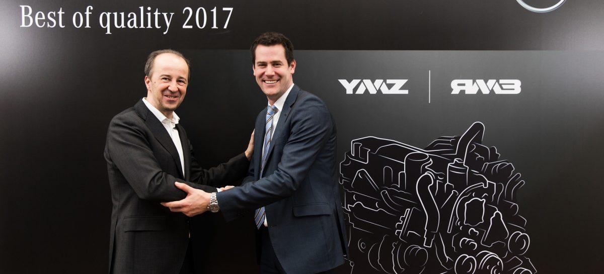 ЯМЗ «Автодизель» получил премию