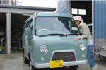 В Японии в моде закос под «буханку»