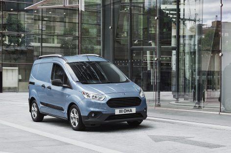 Ford представляет новые коммерческие автомобили семейства Transit