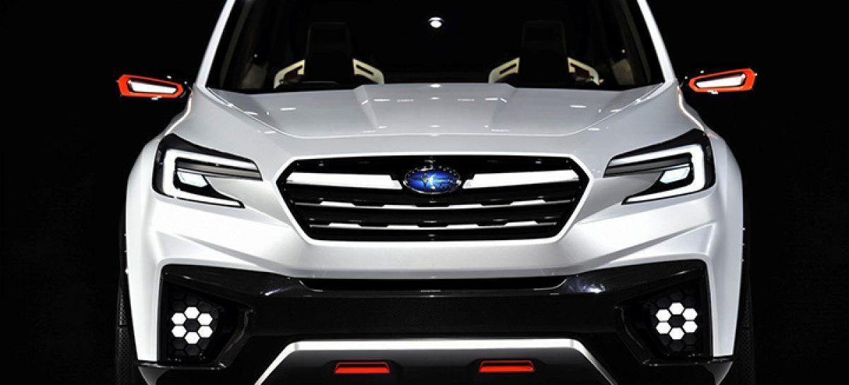 Новый Subaru Forester дебютирует в 2018 году