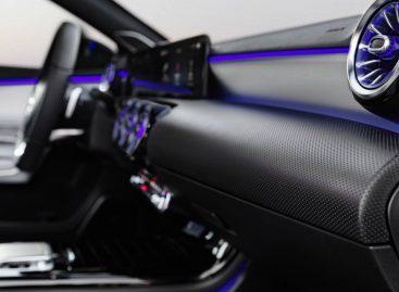 Mercedes с новой развлекательной системой на CES-2018
