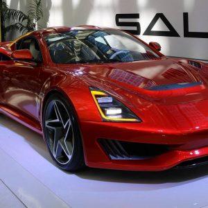Суперкар Saleen S1 получил уникальный турбомотор