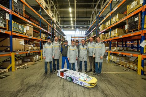 Renault Россия начала поставки беспилотников