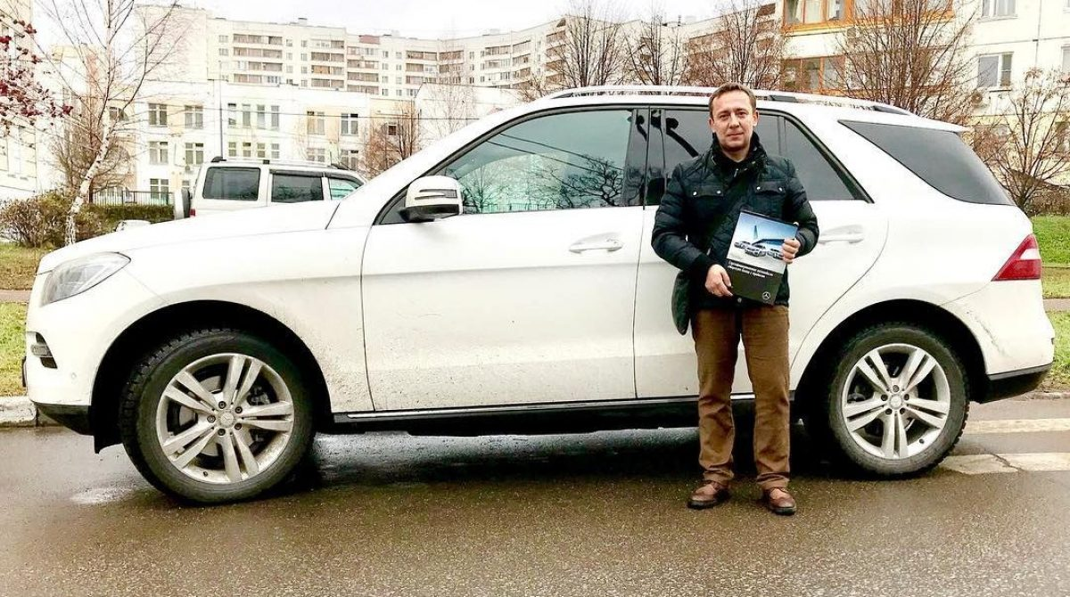 Лучший на рынке Mercedes-Benz ML350