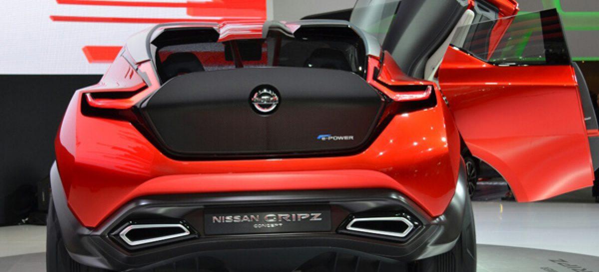 Дебют нового Nissan Juke состоится весной 2018 года