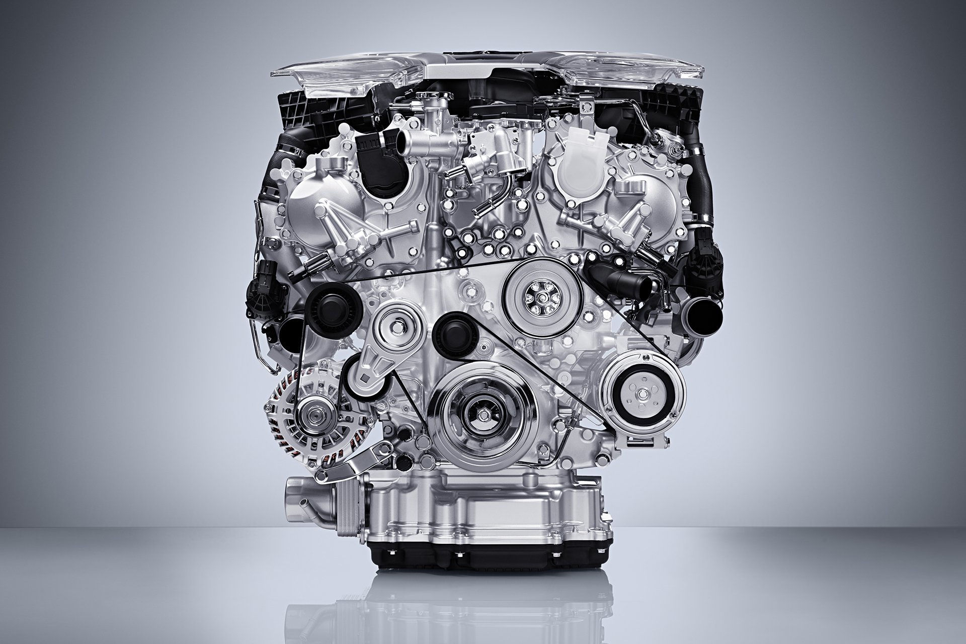 Infiniti, Infiniti V6, двигатель Infiniti