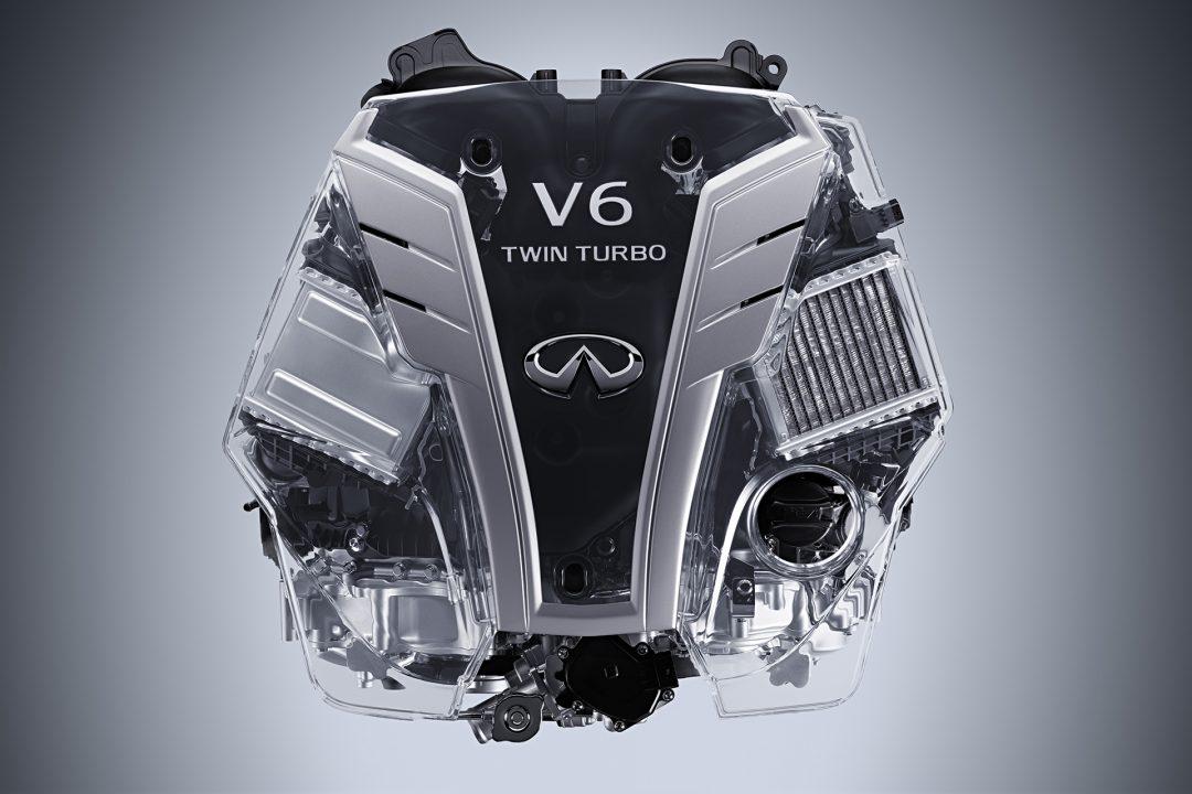 Infiniti, Infiniti 3.0-Liter, двигатель Infiniti
