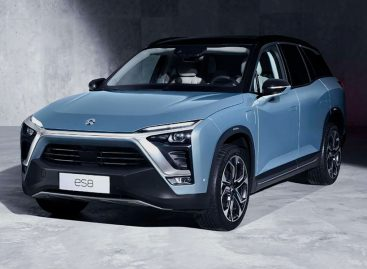 В Китае представили конкурента Tesla X