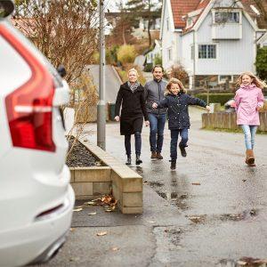 Шведские семьи помогут Volvo создать беспилотник