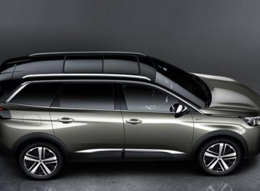 Peugeot 5008 приедет в Россию после Нового года