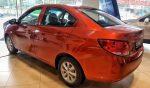 Новый Aveo сделан на базе Chevrolet Sail 2015