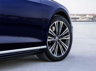 Audi наращивает обороты