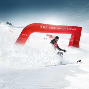 Новый сезон Audi quattro Ski Cup
