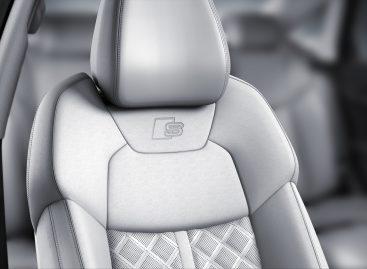 Впервые на Audi A8