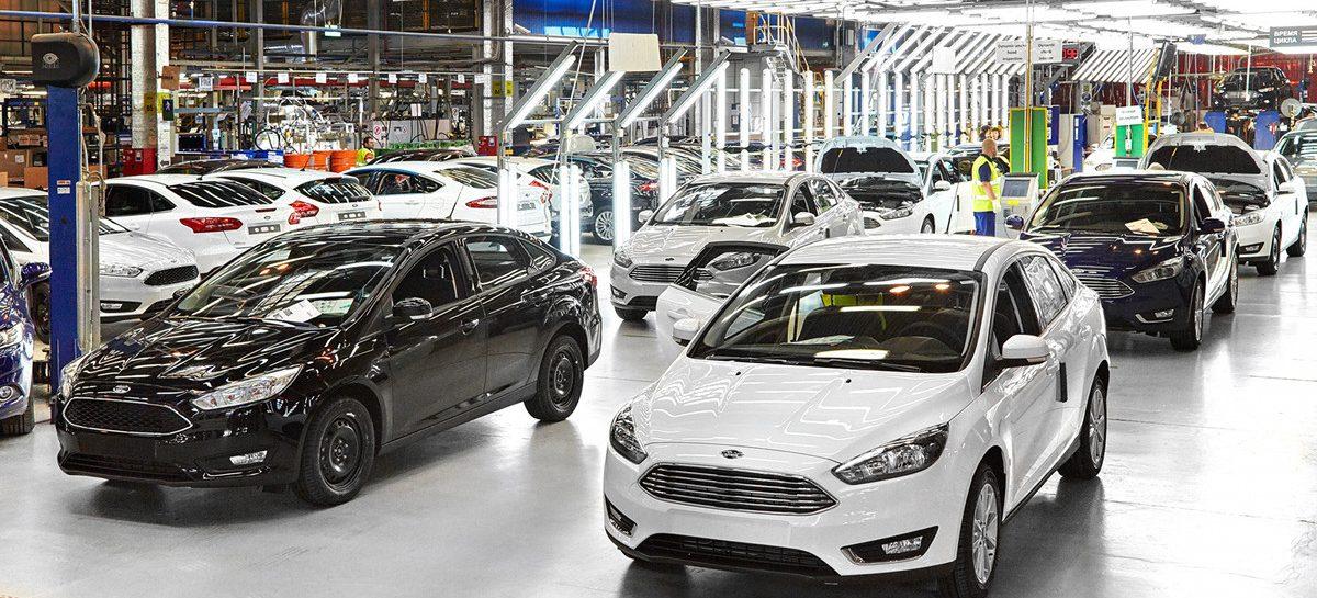 Рабочие завода Ford самостоятельно освоили сварочные процессы