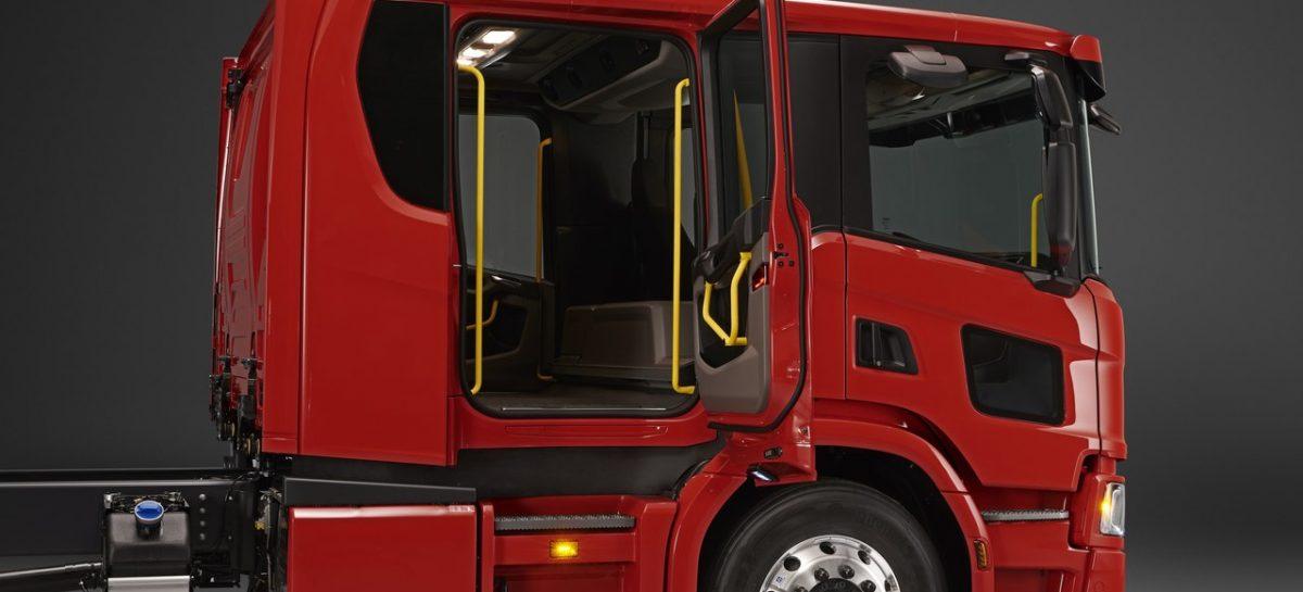 Scania представила новые сдвоенные кабины