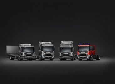 Новые двигатели, кабины и опции в грузовиках Scania