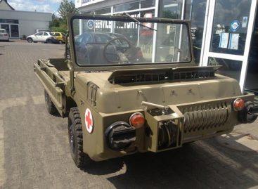 Уникальный ЛуАЗ-967М продают в Германии