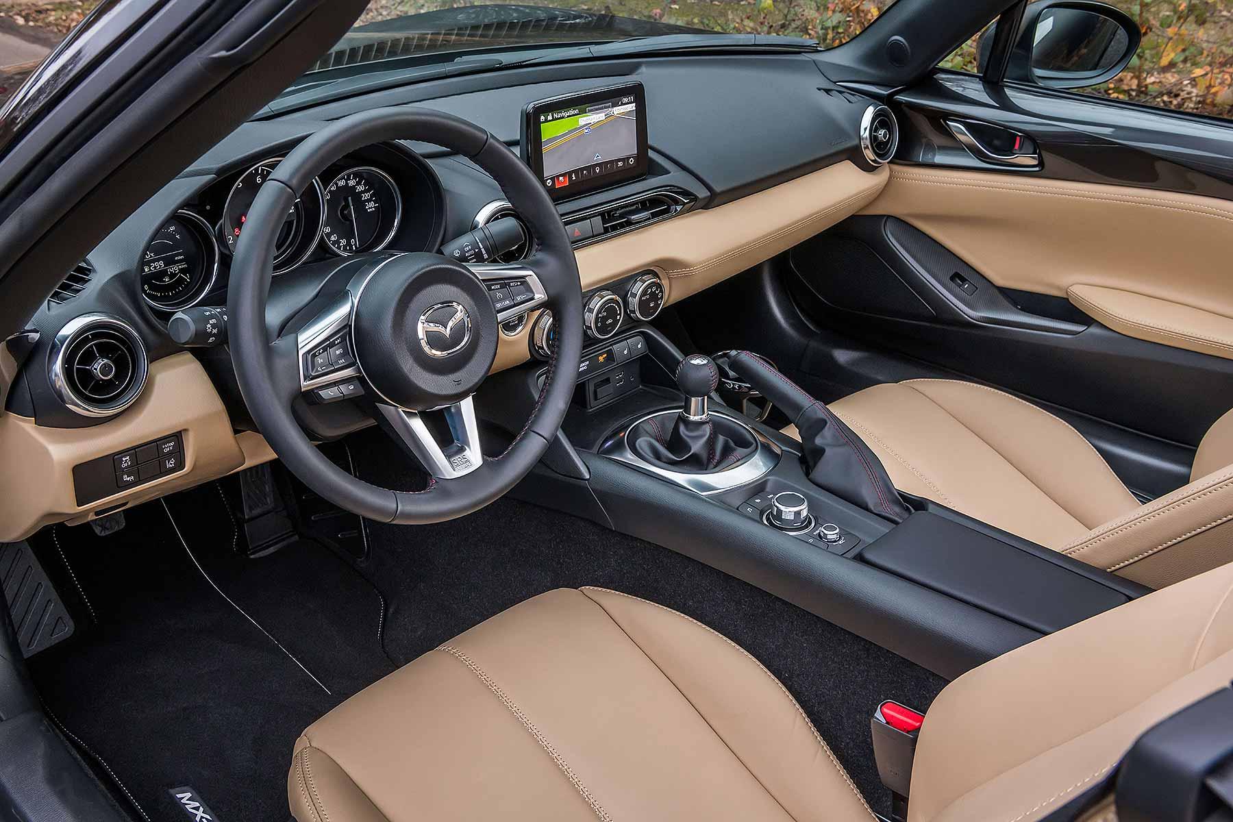 Mazda MX-5 Z-Sport Limited Edition