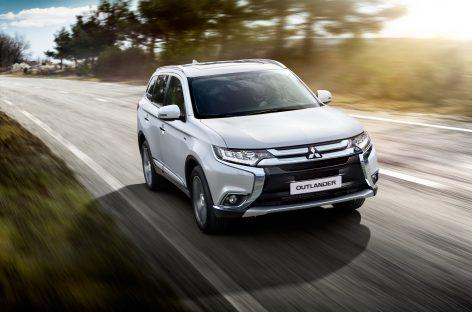 Продажи Mitsubishi набирают обороты