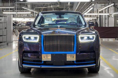Rolls-Royce продает первый Phantom