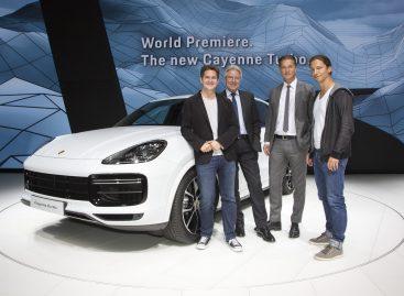 Porsche и CODE планируют запуск совместных проектов