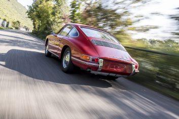 Porsche 911 – трехлетняя реставрация завершена