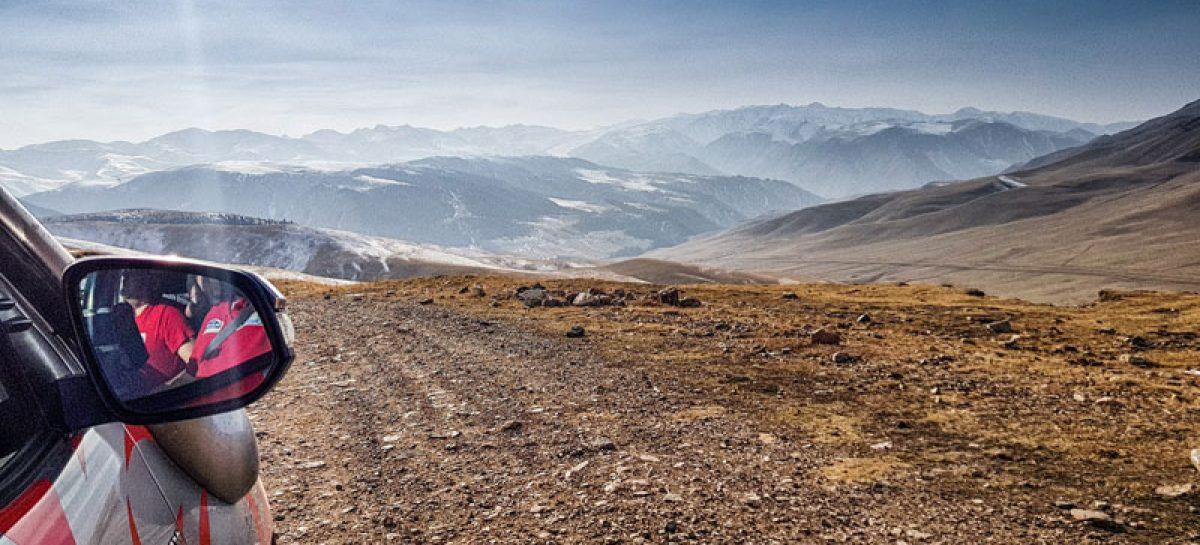 Шелковый путь — старт в Сиане