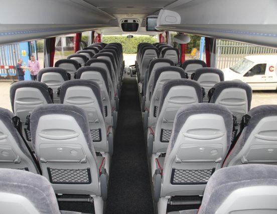 Поедете на Scania Irizar на Балтику?